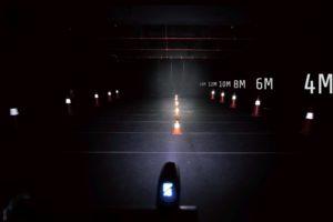 ŚWIATŁO POMOC. PRZÓD METEOR VORTEX1 CREE XM-L2, 800 lumen, 7 trybów