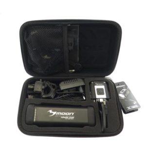 ŚWIATŁO POMOC. PRZÓD XP-18004-led CREE T6 1800 lumen USB+akumulator