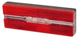 ŚWIATŁO POMOC. TYLNE JY-6500 BOX1 funkc.1 SUPER LED,2xAAA, nabagażnik