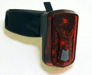 ŚWIATŁO POMOC. TYLNE USB XC-216 RUSB 2.0; 2LEDx0,5W;3,7V; 300mAh