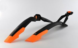 BŁOTNIK 27,5″-29″ SIMPLA ADHD SDL CZ/POMkomplet czarny-pomarańczowy