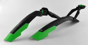 BŁOTNIK 27,5″-29″ SIMPLA ADHD SDL CZ/ZIEkomplet czarny-zielony