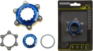 CENTER LOCK DO TARCZ HAM. BC-02 BLUEBaradine