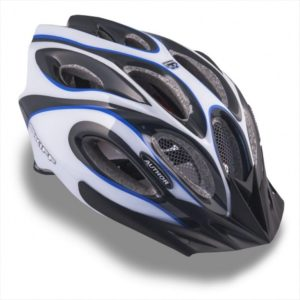 KASK AUTHOR SKIFF 52-58 blu-wht