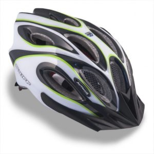 KASK AUTHOR SKIFF 52-58 grn-wht