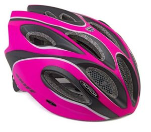 KASK AUTHOR SKIFF 52-58 pink/blk