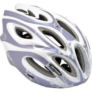 KASK AUTHOR SKIFF 52-58 purple-wht