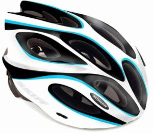 KASK AUTHOR SKIFF 58-62 blu-wht