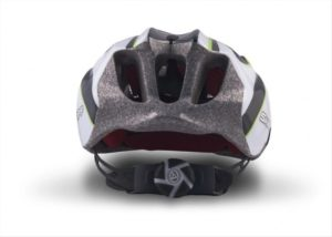 KASK AUTHOR SKIFF 58-62 grn-wht