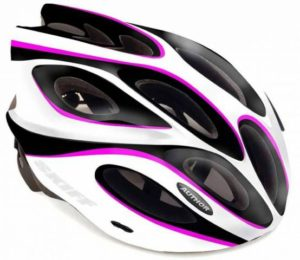 KASK AUTHOR SKIFF 58-62 purple-wht