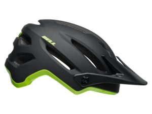 KASK BELL 4FORTY black greenL (58-62cm)