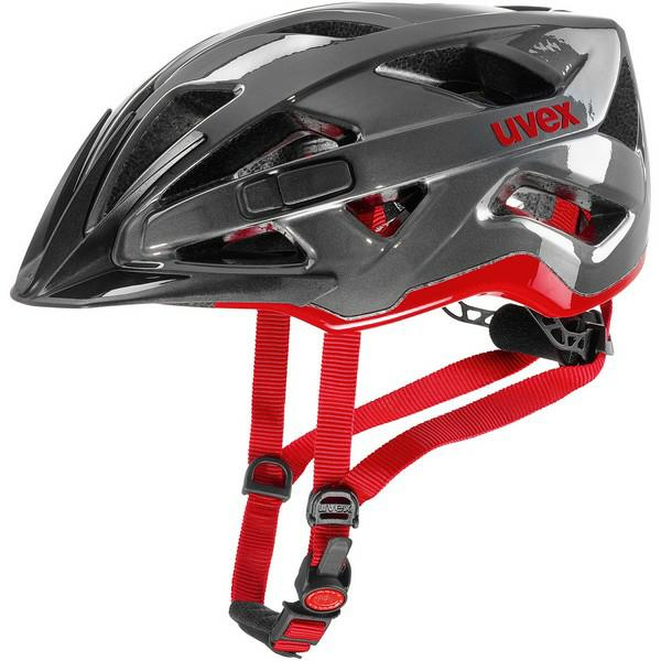 KASK UVEX ACTIVE anthracite red56-60