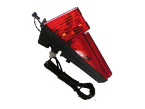 LAMPA TYŁ HW 160246A zprzew-1,6mlampa tył 6V-0,5W 1,6m