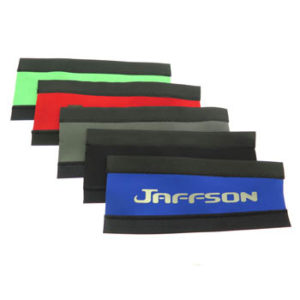 OSŁONA NAWIDELEC CCS68-0003 CZERWONA JAFFSON neopren napis drukowany