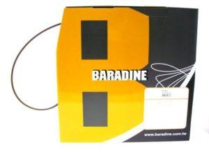 PANCERZ BH-YN-03 LINKI HAMULCA BARADINEOpakowanie box 50m, szary, oplot
