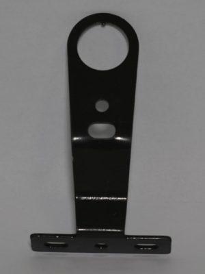 UCHWYT HT-083A 25,4 mm dokoszy giętyczarny
