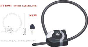 ZAMEK ROWEROWY HW230058/10-100zac(TY4501BIKE LOCK zaciągany/TY4501