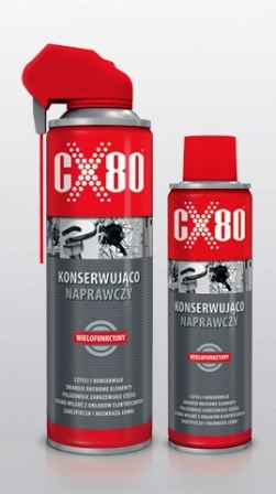 CX-80 250 ML TEFLON DUO SPRAY