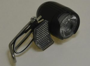 LAMPA PRZÓD 2K XC-259A E-BIKE