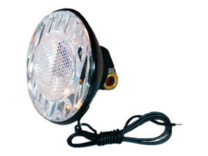 LAMPA PRZÓD HW160239A-L/JY306/l=220lampa przód 6V-0,5W; kabel 2,2m odb