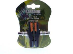KLOCKI HAMULCOWE MTB-960V G/B/ – Baradine, czarny; pomarańczowy