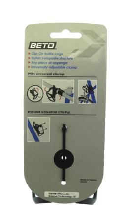 KOSZYK BIDONU BC-110 – Beto, czarno-niebieski