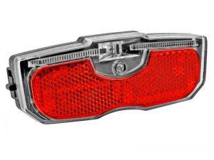 ŚWIATŁO POMOC. TYLNE YG-WD430 BOX1 funkc.1 SUPER LED,2xAAA, na bagażnik