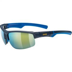 OKULARY UVEX SPORTSTYLE 226 BLUE MATCAT. 3 mir. yellow
