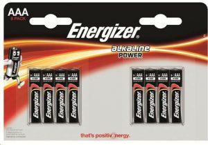 BATERIA LR – Energizer, AAA