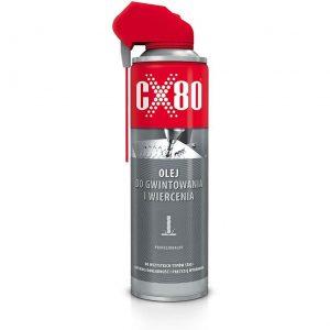CX-80 OLEJ DO GWINTOWANIA I WIERCENIA